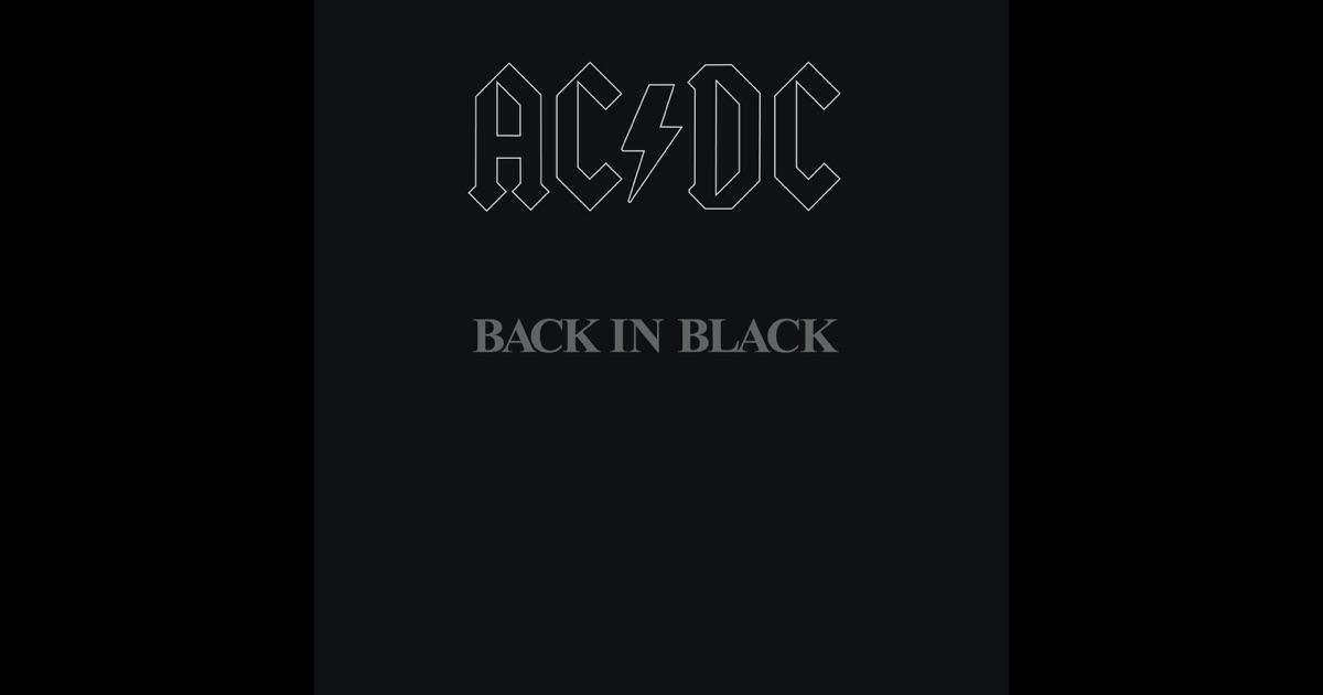Back In Black 73