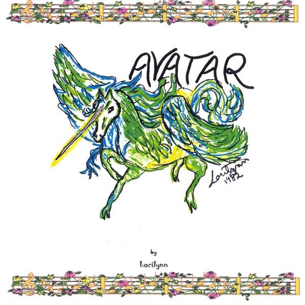 Avatar Lorilynn CD cover