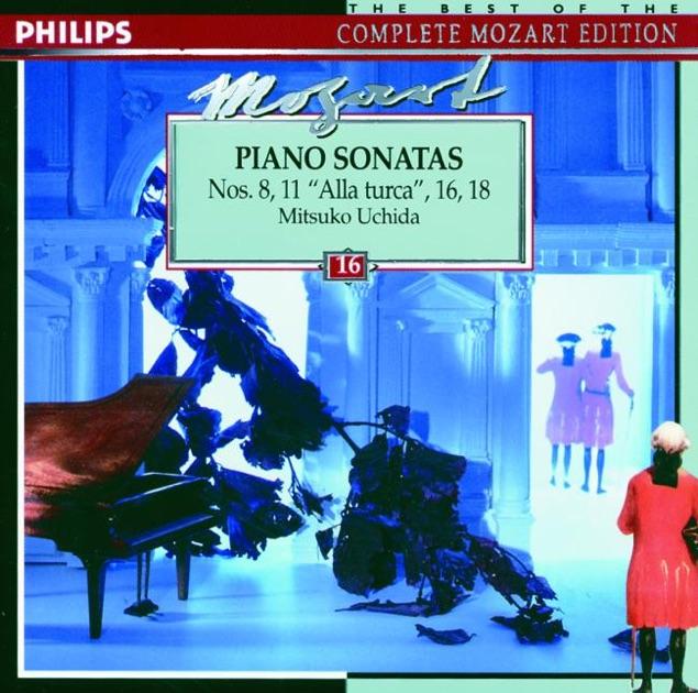 mozart piano sonata no 11 rondo alla turca