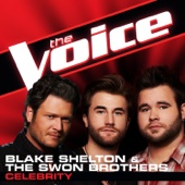 Celebrity (The Voice Performance) - Single cover art