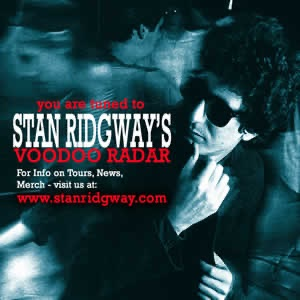 Stan Ridgway's Voodoo Radar