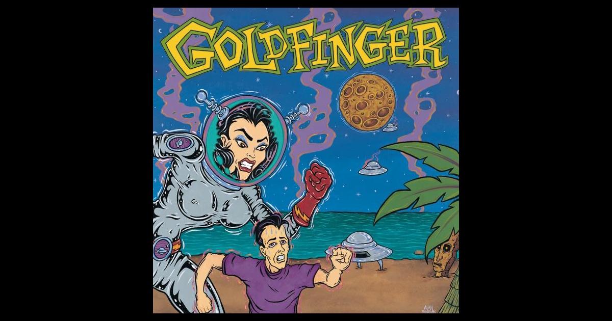 goldfinger by goldfinger on apple music