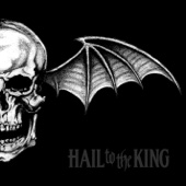 Hail to the King (Deluxe Version) - Avenged Sevenfold Cover Art