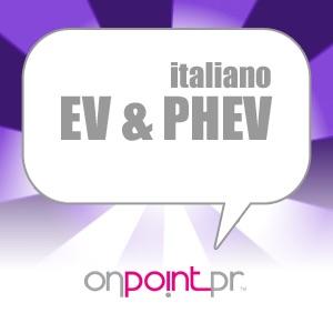 On Point Pr - EV veicoli elettrici & PHEV veicoli ibridi ricaricabili