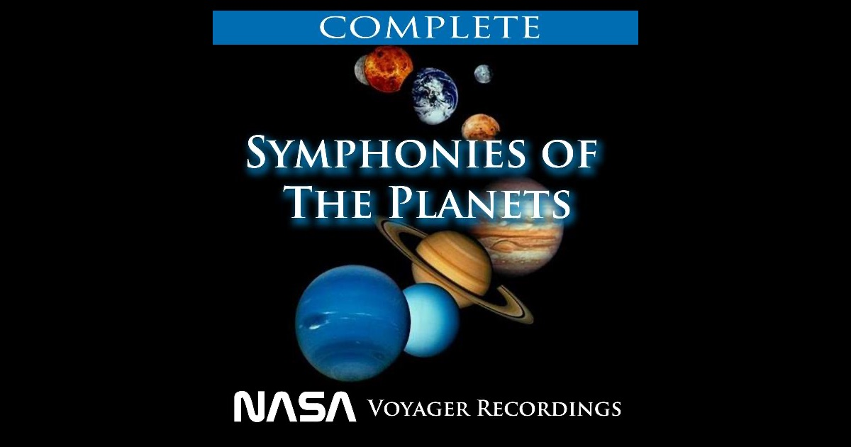 Nasa Voyager Space Sounds by NASA on Apple Music