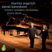 Mozart, Schubert & Stravinsky: Piano Duos