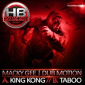 King Kong / Taboo - Single cover art
