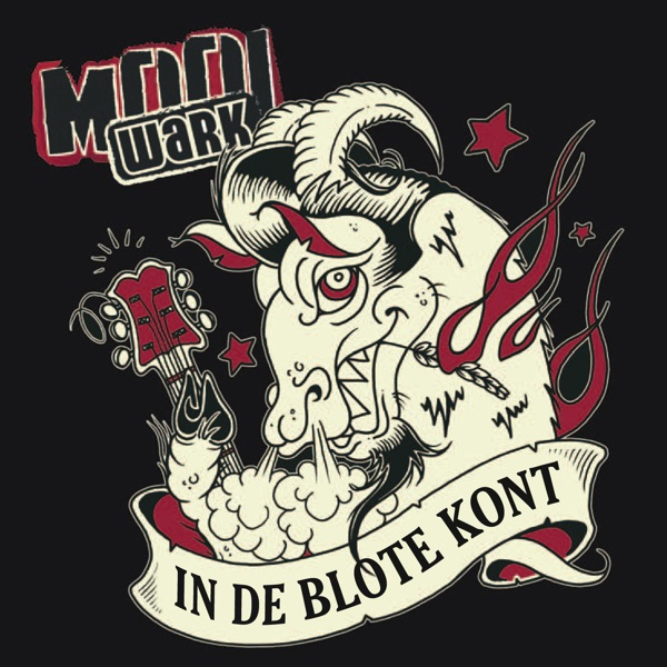 In de blote kont - Single