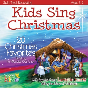Kids Sing Christmas – The Wonder Kids [iTunes Plus AAC M4A] [Mp3 320kbps] Download Free
