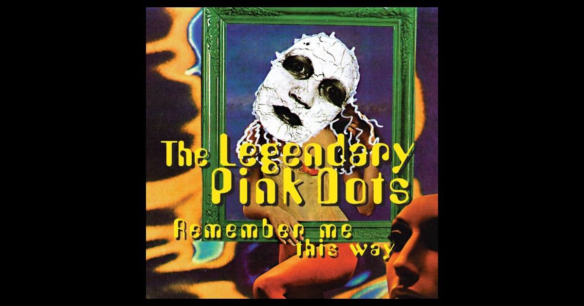 Legendary Pink Dots, The - Maria Dimension Tour 1991