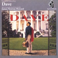 Picture of Dave (Original Soundtrack) by Dave Soundtrack/James Newton Howard