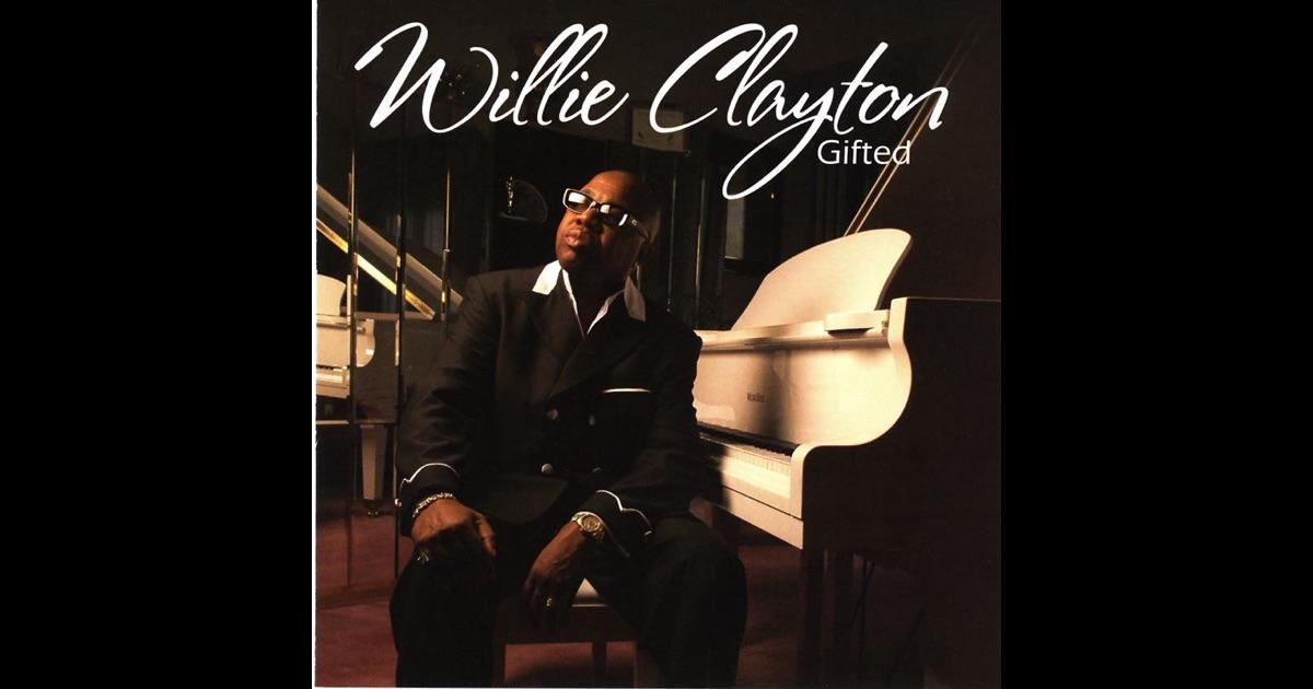 Willie Clayton Open The Door