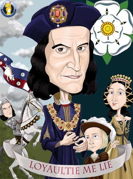 The Richard III Podcast – Matt's History Blog