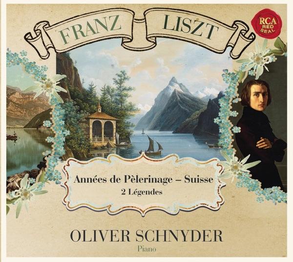 Années de pélegrinage. Prémiere année. Suisse, S. 160: II. Au Lac de Wallenstadt (At Lake Wallenstadt)
