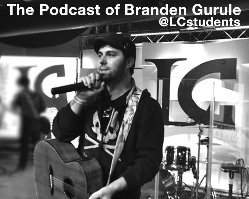 Branden Gurule Podcast (iPod)