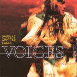 DOUGLAS SPOTTED EAGLE - Douglas Spotted Eagle