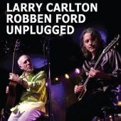Larry Carlton & Robben Ford - That Road artwork