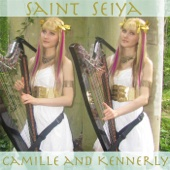 Saint Seiya: Mime's Requiem / Abel's Harp - Camille and Kennerly