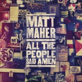 Lord, I Need You - Matt Maher Cover Art