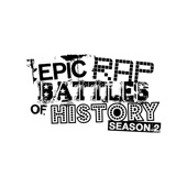 Epic Rap Battles of History Season 2 cover art