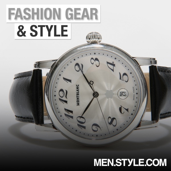 Men.Style.com: Fashion, Gear & Style for Men