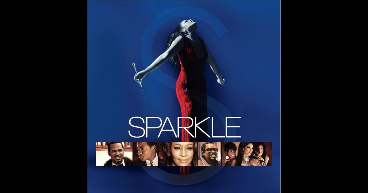 Sparkle (Original Motion Picture Soundtrack) (CD Album)