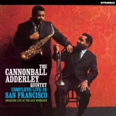 Cannonball Adderley - Complete Live in San Francisco  artwork