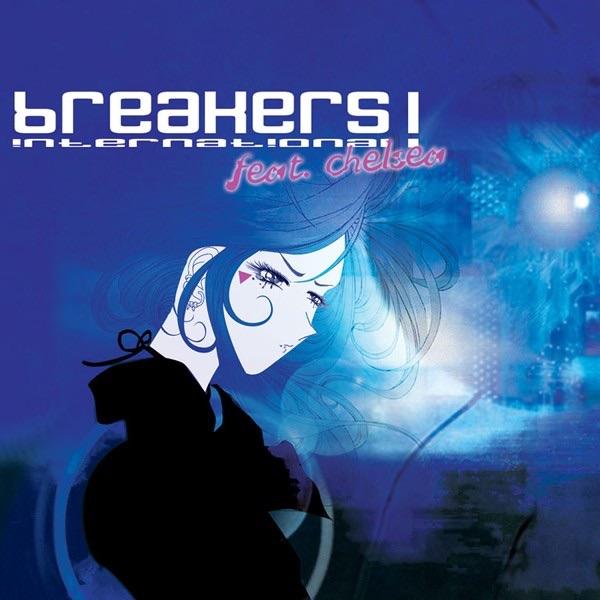 Eyes On You EP Breakers International  Chelsea CD cover