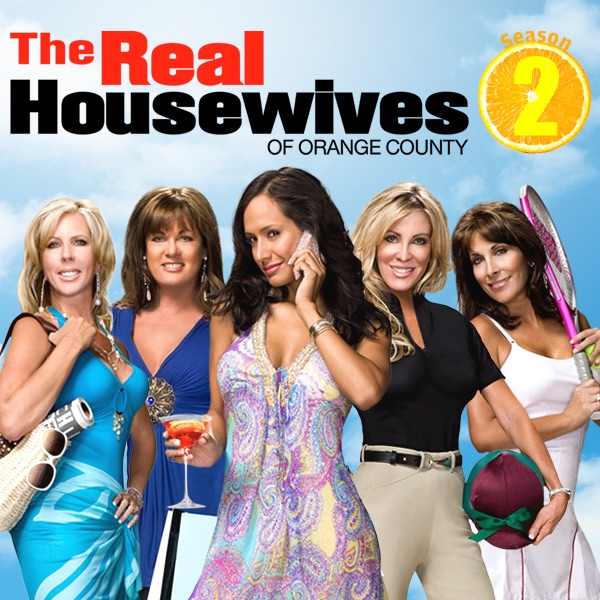 The real housewives of orange county season 2 on itunes for Real houswives of orange county