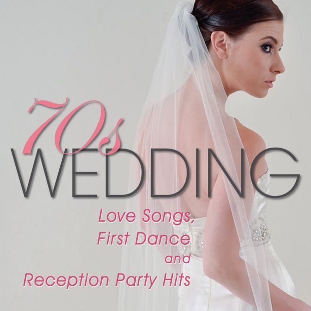 70s Wedding: Love Songs, First Dance And Reception Party