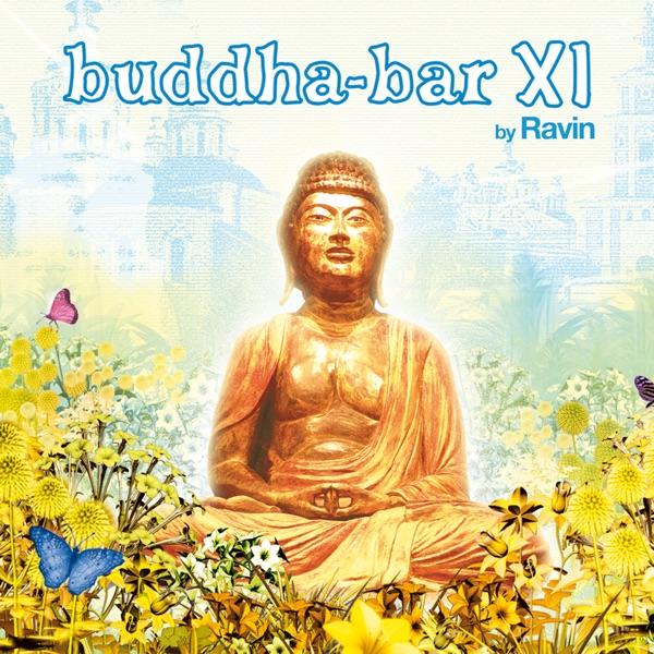 buddha bar xi album cover by dj ravin. Black Bedroom Furniture Sets. Home Design Ideas