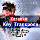 K-Pop Karaoke Key Transpose - Only One