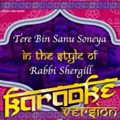 Ameritz Indian Karaoke - Tere Bin Sanu Soneya (In the Style of Rabbi Shergill) [Karaoke Version] artwork