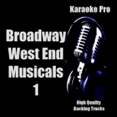 Karaoke Pro Presents: Cell Block Tango (In the Style of Chicago) [Karaoke Backing Track]