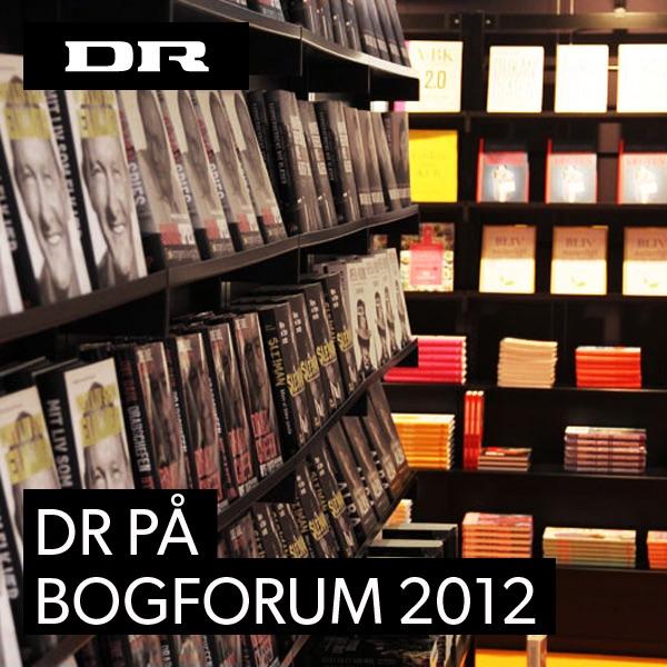 DR på BogForum 2012