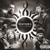 Live & Inspired - Godsmack Cover Art