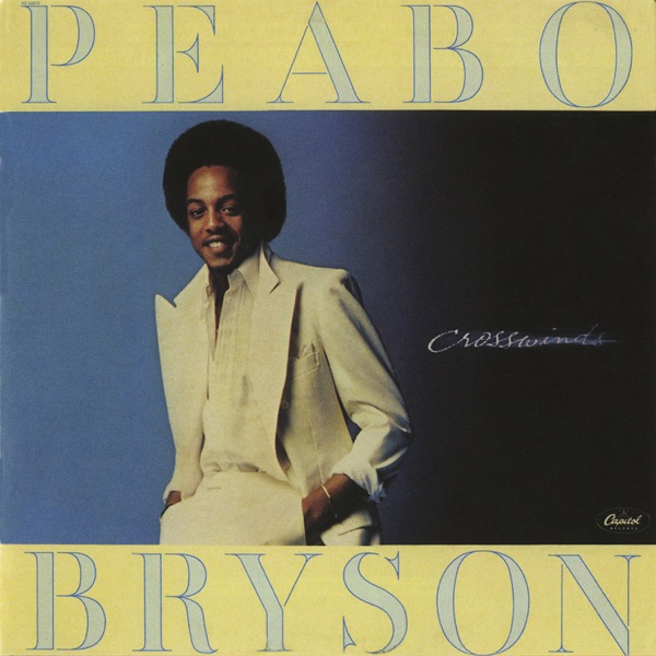 Crosswinds Album Cover by Peabo Bryson  Crosswinds Albu...