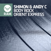 Body Rock / Orient Express - Single cover art