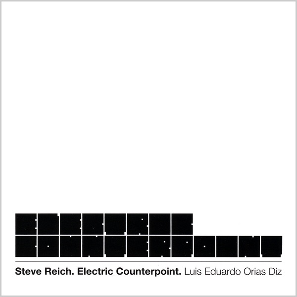 Electric Counterpoint - Steve Reich - 1/fast