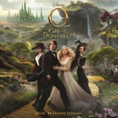 Oz the Great and Powerful (Original Motion Picture Soundtrack) cover art