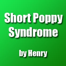 Short Poppy Syndrome
