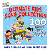 The Ultimate Kids Song Collection: 100 Favorite Sing-A-Longs
