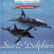 The David Sun Natural Sound Collection: Sounds of the Earth - Sea & Dolphins, Sounds of the Earth