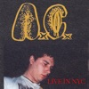 Live In NYC (1995 WNYU) - EP ジャケット写真