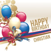 Happy Birthday Christian