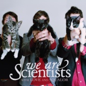 Nobody Move, Nobody Get Hurt - We Are Scientists Cover Art