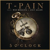 5 O'Clock (feat. Lily Allen & Wiz Khalifa) - Single