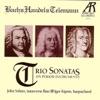 Imagem em Miniatura do Álbum: Bach - Handel - Telemann: Trio Sonatas on Period Instruments