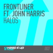 Halos (feat. John Harris) - Single cover art