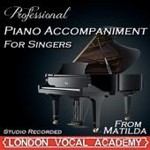 Naughty (Piano Accompaniment From 'Matilda') [Karaoke Version Backing Track Instrumental Playbacks]